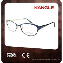 2017 горячей продажи уникальный дизайн различные металлические оптические очки кадров
