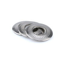 304 Stainless Steel Disc Springs Knurling washer DIN6796