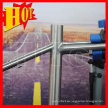Titanium Folding Road Bike Frame