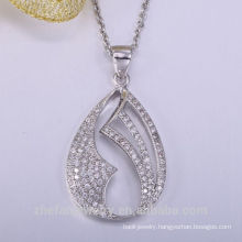 2018 most popular pendant 925 sterling silver with low price