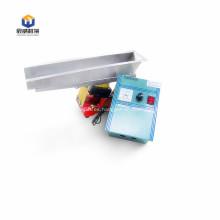Pequeño alimentador vibratorio electromagnético para harina de pescado