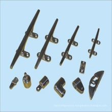 Stainless Steel Deck Cleat Boat Hardware (investment casting)