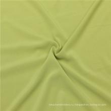Окрашенная ткань для платья из спандекса с 4 путями шифона и мха