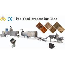 Китай фабрика хорошего качества 100-2000кг/ч штрангпресс еды любимчика