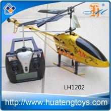 Neue Gold Farbe Hubschrauber Modell rc 3.5 Kanal fliegenden Spielzeug Hubschrauber
