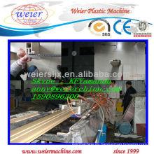 Línea de máquina de perfil de puerta y ventana SJSZ-65 / 132WPC