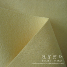 Bonded Suede Polyester Leather Fabric for Home Textile