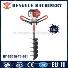 garden hand tools ground hole drilling machines hand auger used