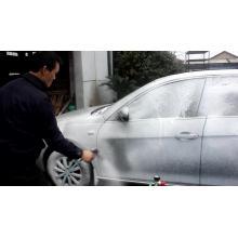 máquina limpa do carro vertical da espuma do tanque 150litre com 3 rodas