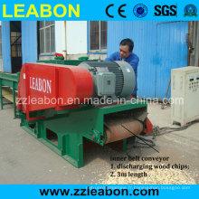 Machine d'écaillage de tambour en bois de biomasse CE
