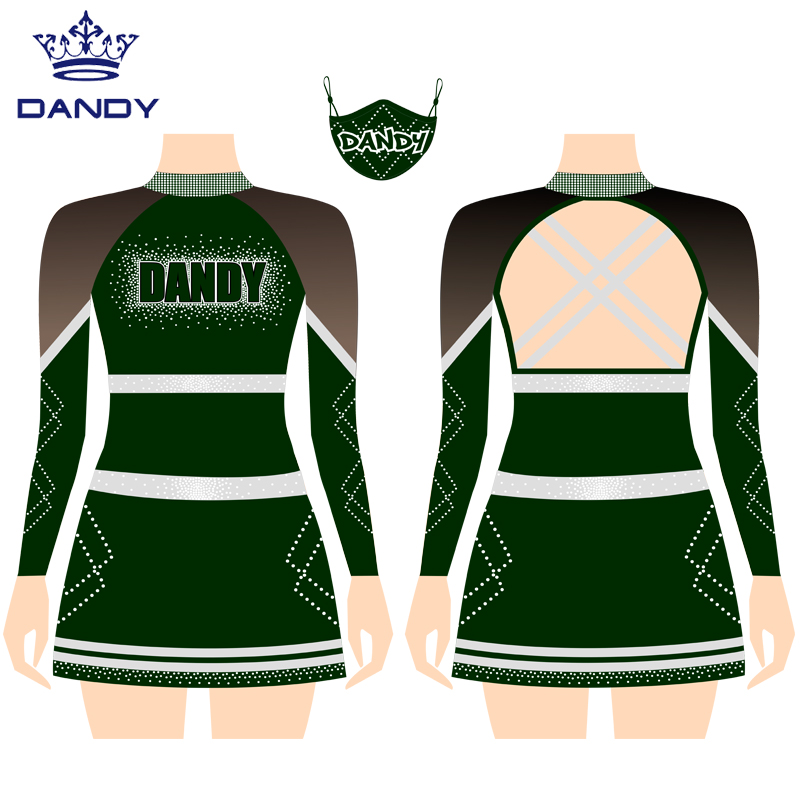 cheer uniform design australia