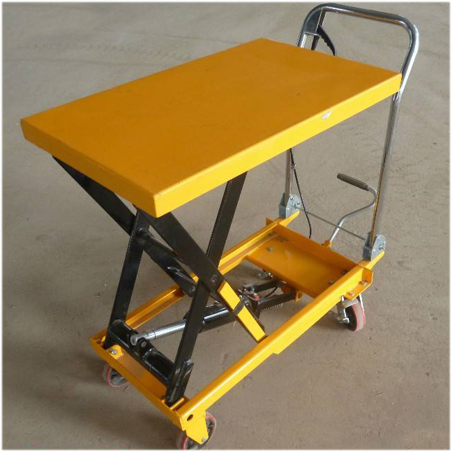 Mini Hydraulic Trolley