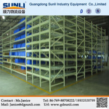 China hot sale warehouse roller rack system