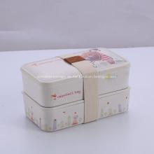 Bambus Lebensmittelbehälter Lunch Box Geschenke