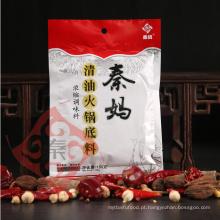 QINMA 150g tempero sabor potenciômetro quente seasoing com óleo vegetal