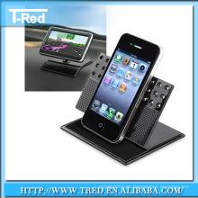 El más nuevo sostenedor del teléfono móvil del tablero del tenedor del soporte del coche del diseño 360 grados