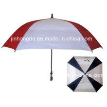 Durable Auto Open Straight Golf Umbrella (YSGO0006)