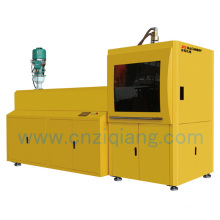 Rotary Bottle Cap Compression Moulding Machine
