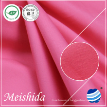 TC poly/cotton solid dyed 45*45/110*76 fabric manufacturer