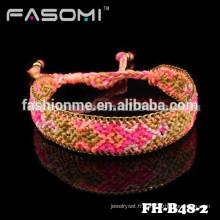 Bracelet bricolage exquis vente en gros de Guangzhou