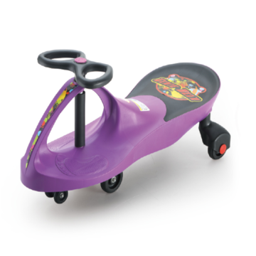 158-13 Baby Outdoor Sports Vehicle Wiggle Car EN71