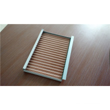 Corrugated Suspended Aluminum Ceilings Metal Ceiling Tiles