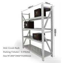 warehouse metal tool storage rack, supermarket goods rack, inventory shelf