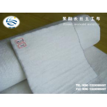 Manufacturer Nonwoven Woven PP Pet Filament Spunded Geotextile