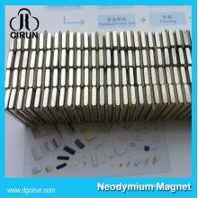 Custom Shape Industrial Strong Bonded Neodymium Magnets