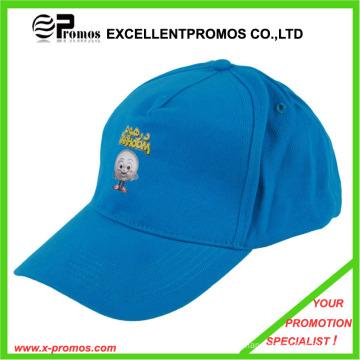 Promotional Embroidery Logo Cotton Baseball Cap (EP-S3017)