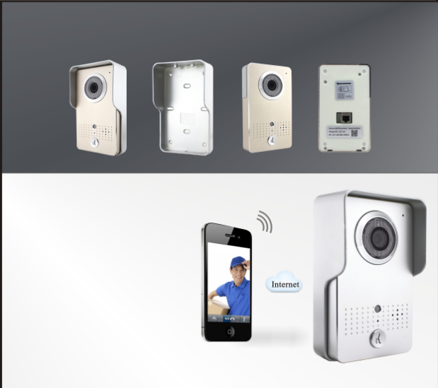 wifi video doorbell details