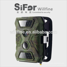 5/8/12 MP alarme remoto impermeável gsm mini caça câmera