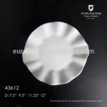 Porcelana y cerámica plato de roce 43612