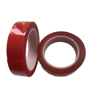 China Supplier Adhesive Foam Double-dilapisi Tape untuk Automobile