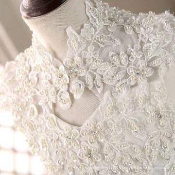 Hot a Girl Flower Wedding Dress
