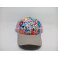 summer outdoor breathable mesh baseball hat flower cap sun hat