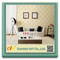 Fondo de pantalla de textil de 280cm de papel pintado de la decoración para la pared