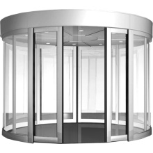 Circular Automatic Curved Sliding Doors
