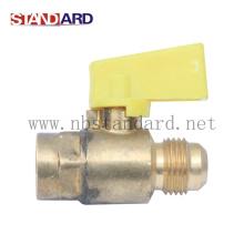 Малый клапан для газовой трубы