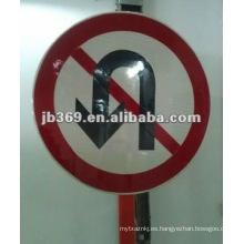 Tablero de señal de tráfico de plástico reforzado con fibra de vidrio de alta calidad