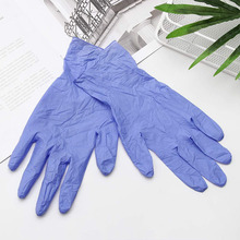 Wholesale Faster Delievery Nitrile Disposable Gloves Medical