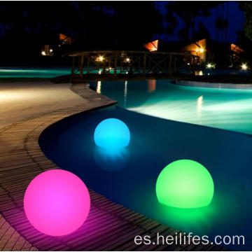 Waterhouse piscina LED bola luz