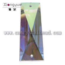 Meilleur prix pièces de lustre en verre bijoux en cristal pour les cristaux de lustre