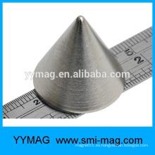 Imán fuerte en forma de cono magnético del neodimio