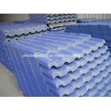 Produto de coberturas sintéticas de plástico forte leve