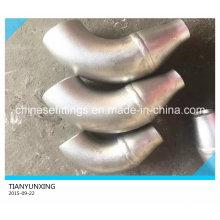 Acessórios ANSI Redutor de aço inoxidável com cotovelo de soldagem