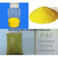 Polyaluminiumchlorid / PAC zur Wasseraufbereitung