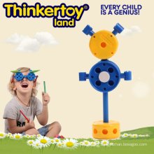 Jouets éducatifs DIY 3D EVA Puzzle pour 3-6 enfants