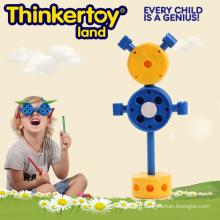 Образовательные игрушки DIY 3D EVA для детей 3-6 лет