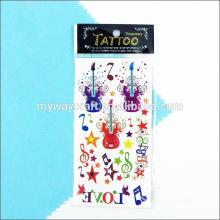 Sticker en plastique fabriqué en Chine